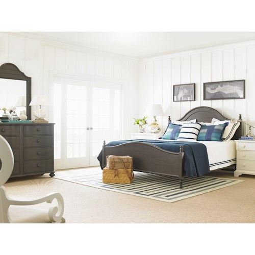 Stanley Furniture Coastal Living Retreat Twin Bedroom Group