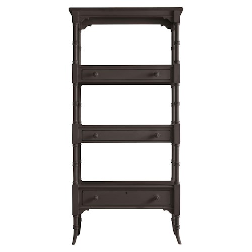 Stanley Furniture Coastal Living Retreat Etagere