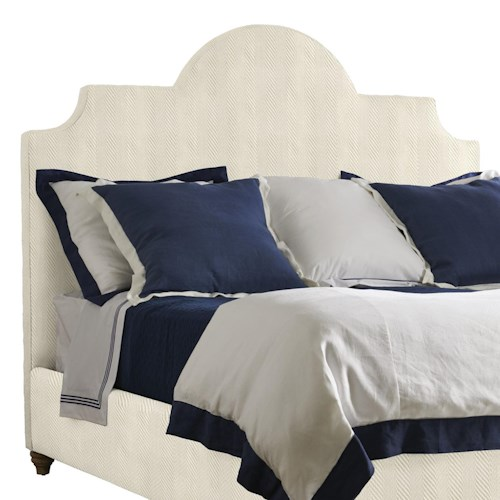 Stanley Furniture Coastal Living Retreat King Breach Inlet Headboard