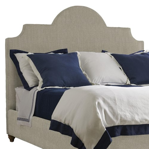 Stanley Furniture Coastal Living Retreat California King Breach Inlet Headboard