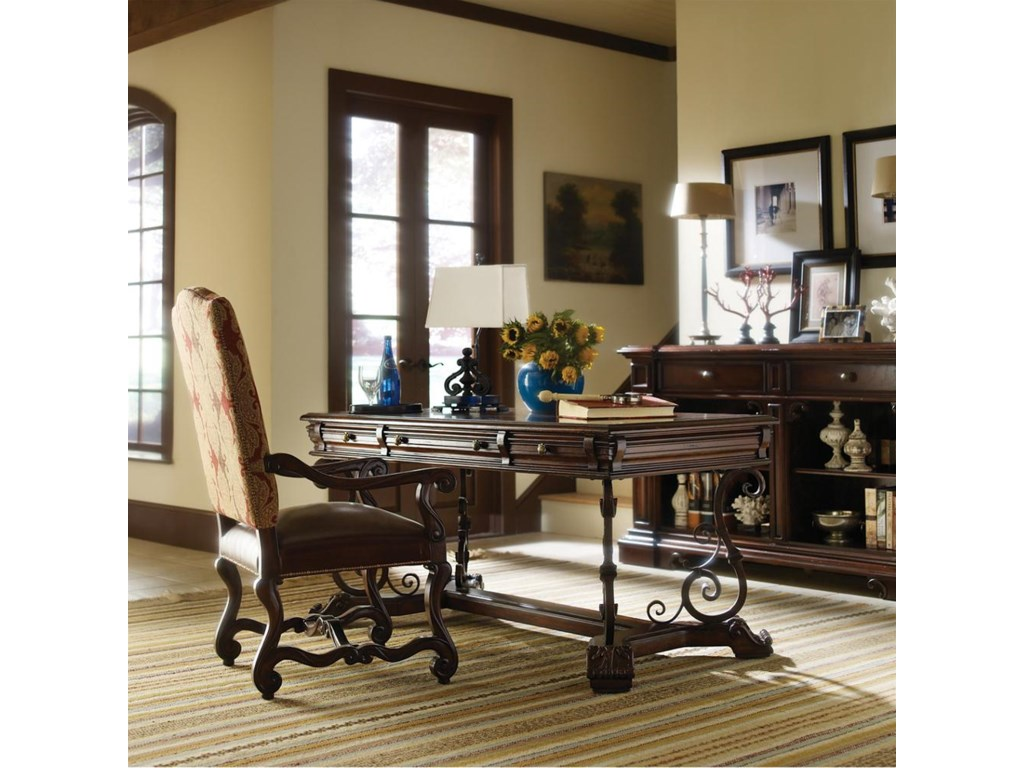 Shown with Arm Chair and Low Bookcase
