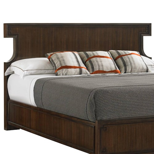 Stanley Furniture Crestaire King/California King Southridge Panel Headboard