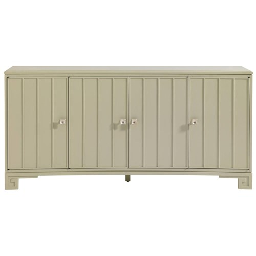 Stanley Furniture Crestaire Monterey Buffet with Concave Front