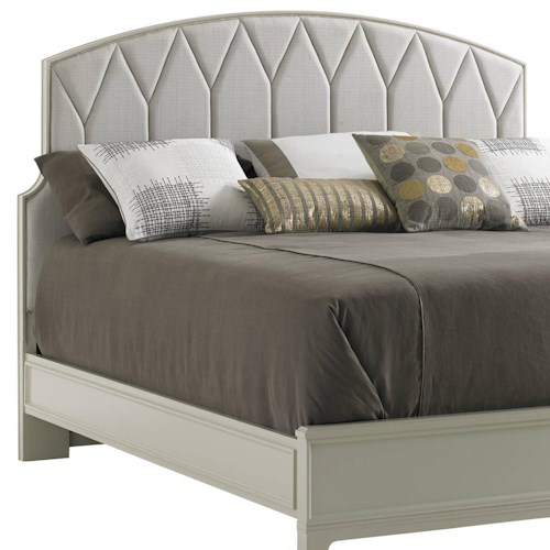 Stanley Furniture Crestaire King/California King Ladera Upholstered Headboard