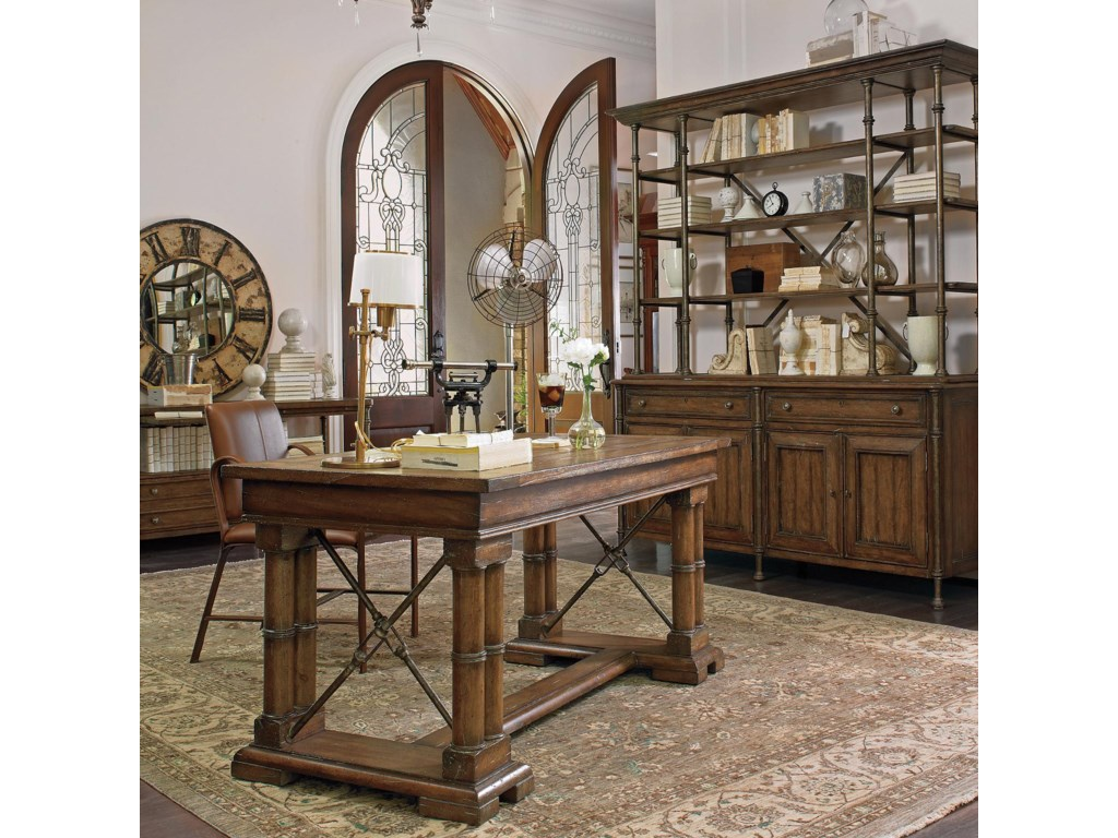 Shown with Patron's Desk, Patron's Console, and Maison Moderne Dining Chair