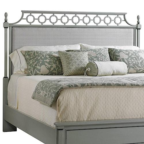 Stanley Furniture Preserve King/Cal King Botany Upholstered Headboard