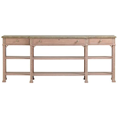 Stanley Furniture Preserve Brighton Sofa Table