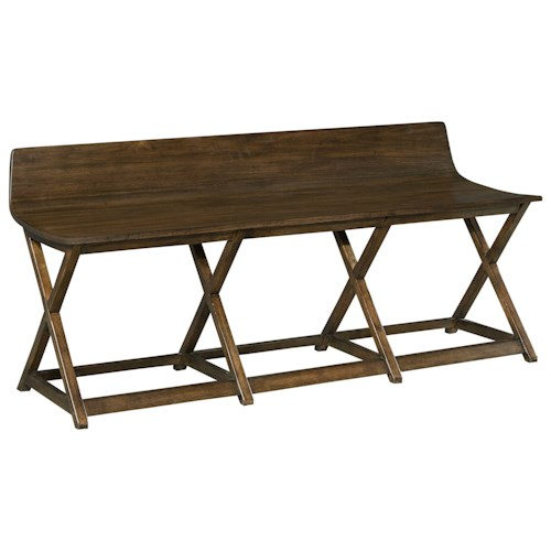 Stanley Furniture Santa Clara Bed End Bench