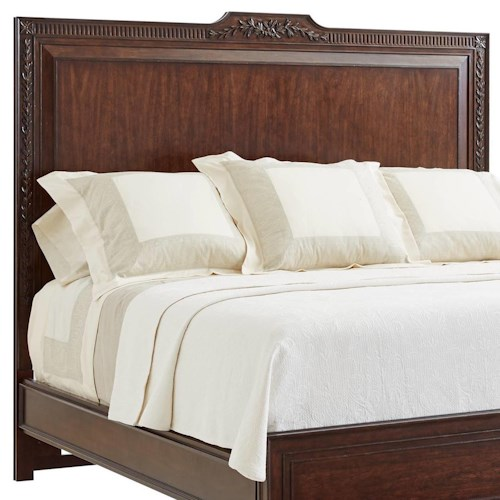 Stanley Furniture Villa Couture King Viviana Wood Panel Headboard