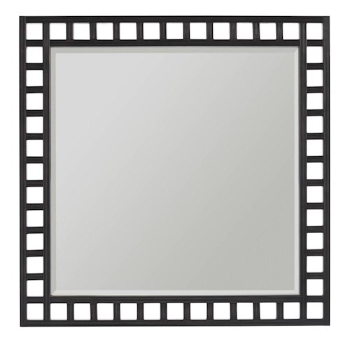 Stanley Furniture Wicker Park  Contemporary Mirror