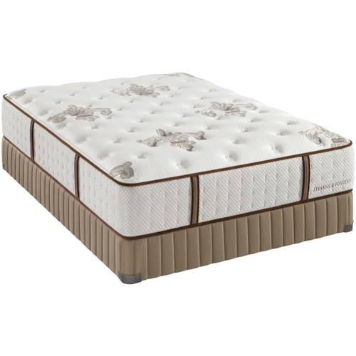 Stearns & Foster Estate Gel Dorothy Twin Extra Long Luxury Plush Mattress
