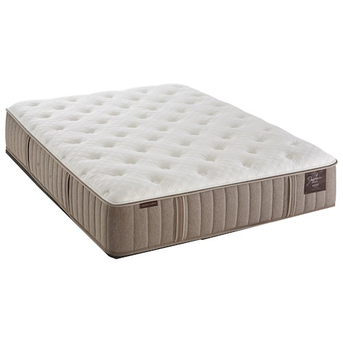 Stearns & Foster Scarborough California King Plush Tight Top Mattress