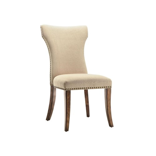 Morris Home Furnishings Accent Chairs Abilene Accent Chair