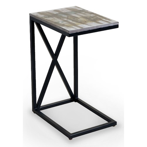 Morris Home Furnishings Accent Tables High Tide Accent Side Table