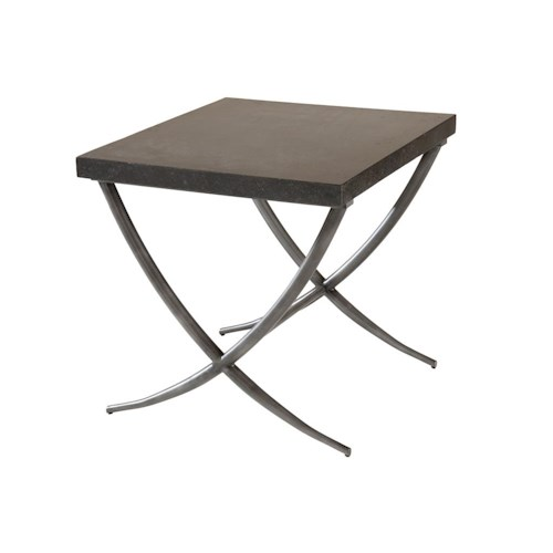 Morris Home Furnishings Accent Tables Valencia End Table