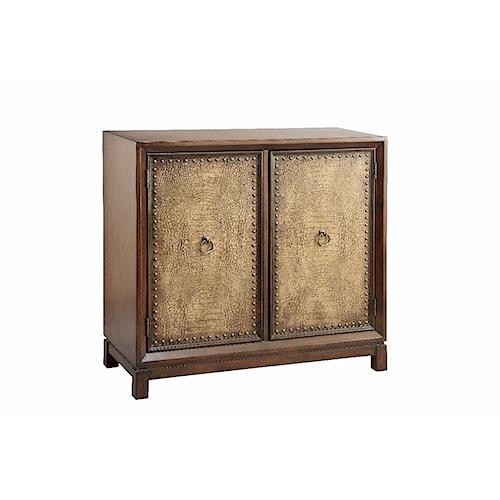 Morris Home Furnishings Cabinets 2-Door Cabinet
