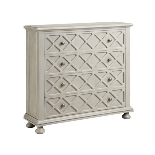 Morris Home Furnishings Cabinets 4-Drawers Cabinet