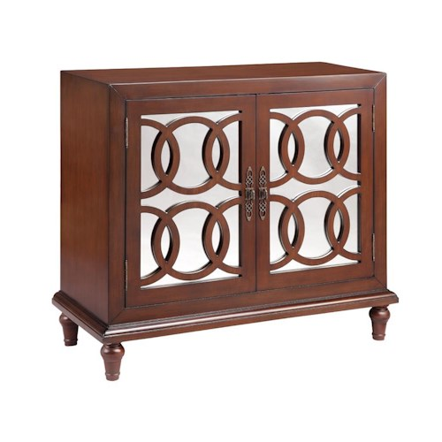 Morris Home Furnishings Cabinets 2 Door Cabinet