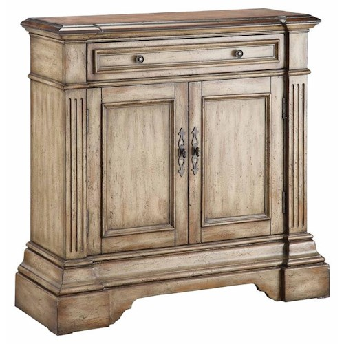 Morris Home Furnishings Cabinets Accent Cabinet w/ 2 Doors