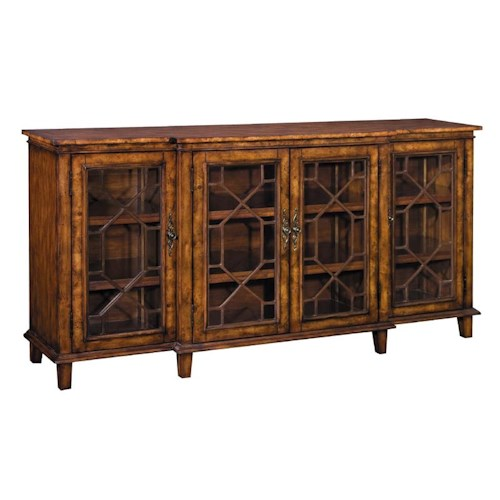 Stein World Cabinets Chippendale Style Buffet