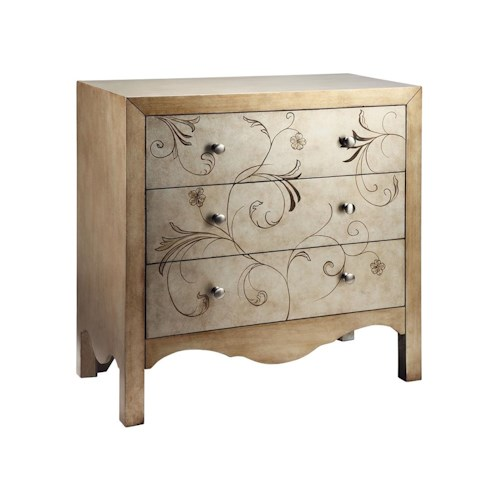 Stein World Chests 3-Drawer Accent Chest