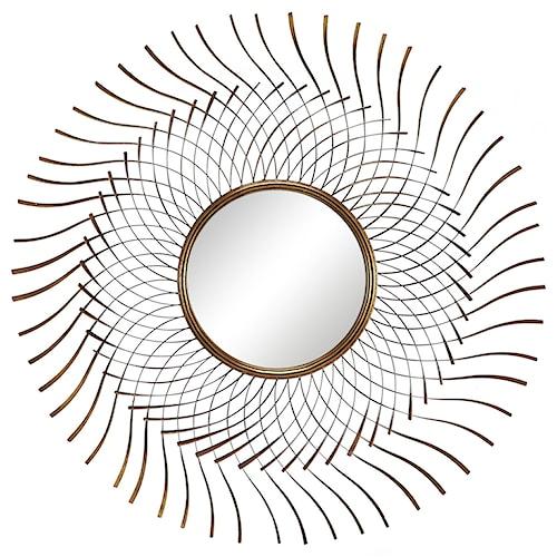 Stein World Mirrors Trippton Wall Mirror