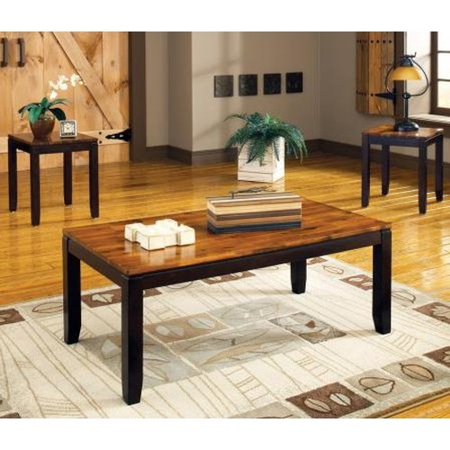 Vendor 3985 Abaco 3 Pack of Occasional End Tables