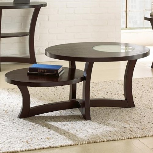 Morris Home Furnishings Alice Cocktail Table