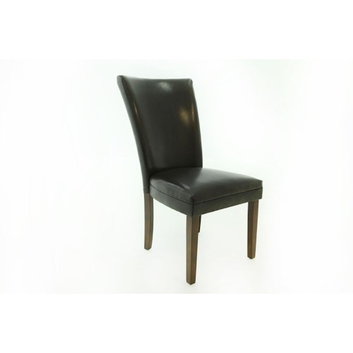 Steve Silver Parsons Chair Ivan Smith Furniture Dining Side Chairs