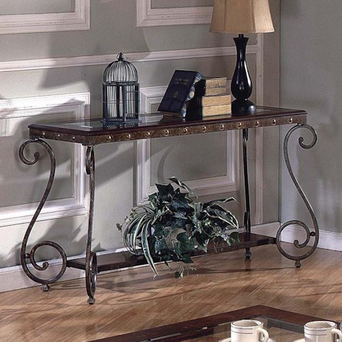 Vendor 3985 Ellery Rectangular Sofa Table