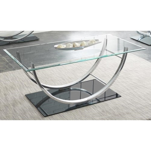 Morris Home Furnishings Galena Cocktail Table