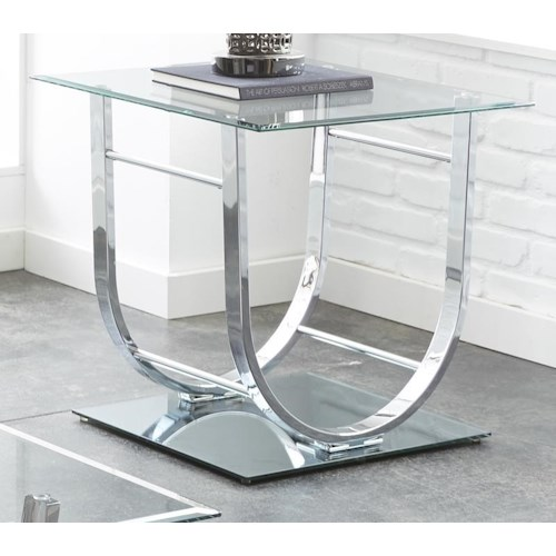 Morris Home Furnishings Galena End Table