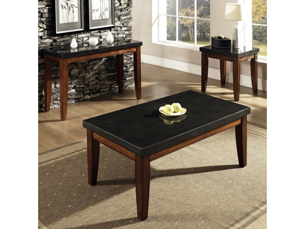 Shown with Cocktail and End Table
