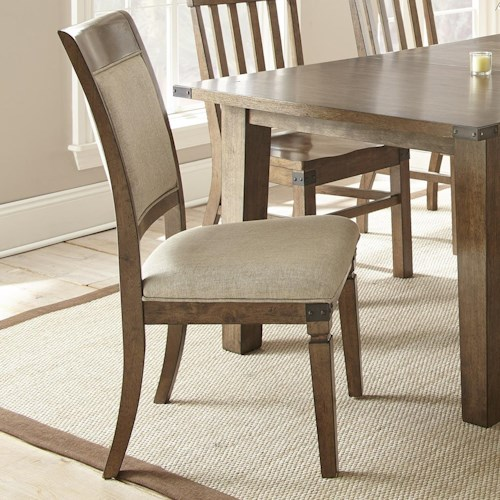 Vendor 3985 Hailee Dining Upholstered Side Chair