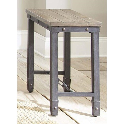 Morris Home Furnishings Jersey Chair Side Table