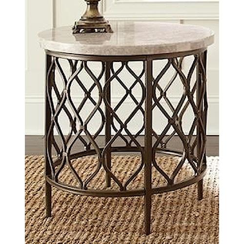 Morris Home Furnishings Rosser End Table