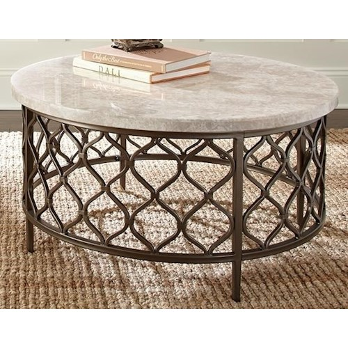 Morris Home Furnishings Rosser 2-Piece cocktail Table