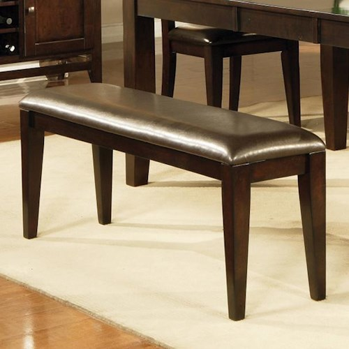 Morris Home Furnishings Victoria  Victoria Dining Bench