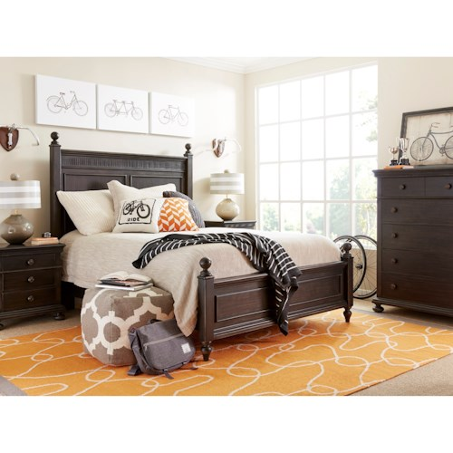 Stone & Leigh Furniture Smiling Hill Full Bedroom Group