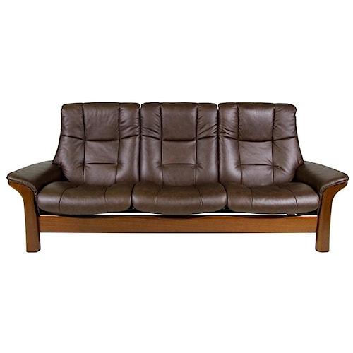 Ashley Furniture Danville Va: Stressless By Ekornes Stressless Buckingham High-back