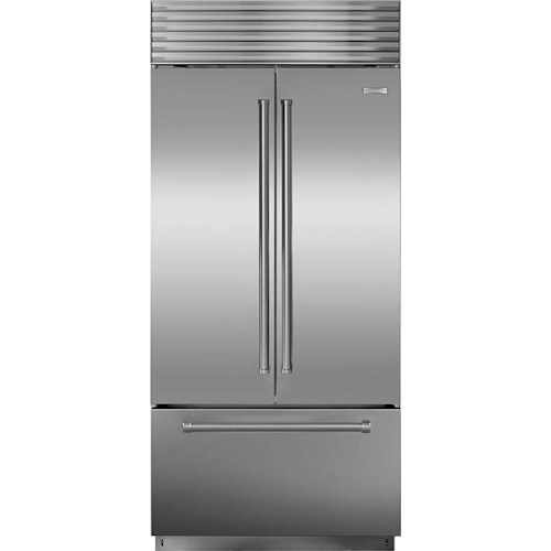 Sub-Zero Built-In Refrigerators 21.0 Cu. Ft. Built-In Counter-Depth French Door Refrigerator