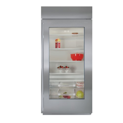 Sub-Zero Built-In Refrigeration 36