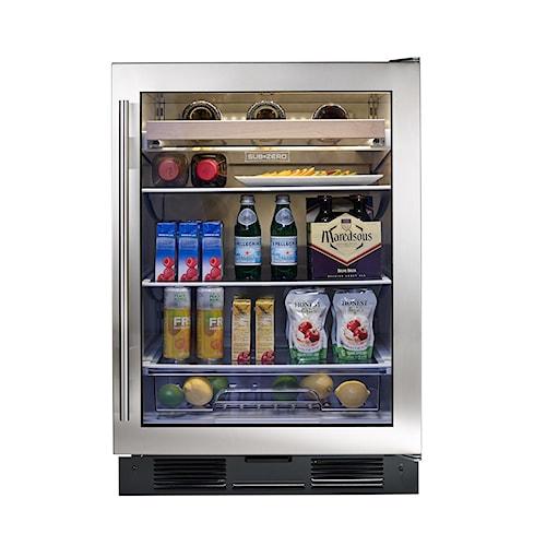 Sub-Zero Undercounter Refrigeration 24