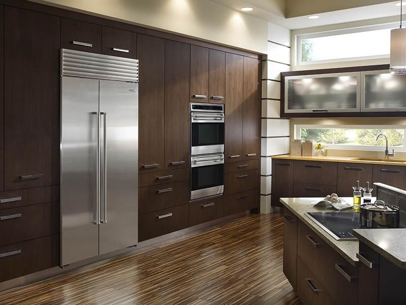 Customize Your Own Kitchen with Sub-Zero's Built-In Line