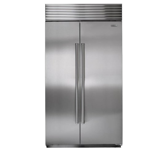 Sub-Zero Built-In Refrigerators 24 Cu. Ft. Built-In Side-by-Side Refrigerator with Air Purification System