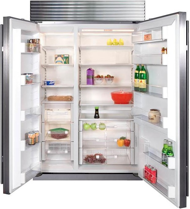 Side-by-side Refrigerator / Freezer