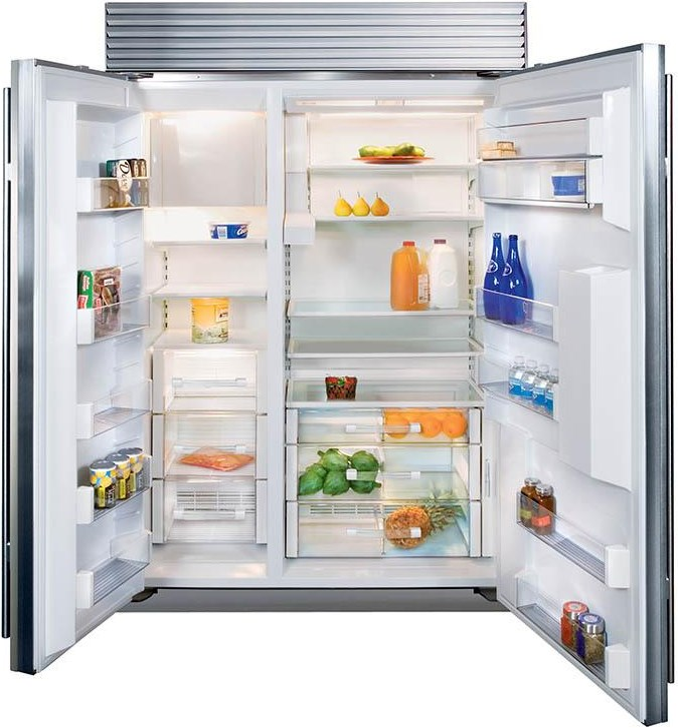 Offers Maximum Refrigeration Capacity