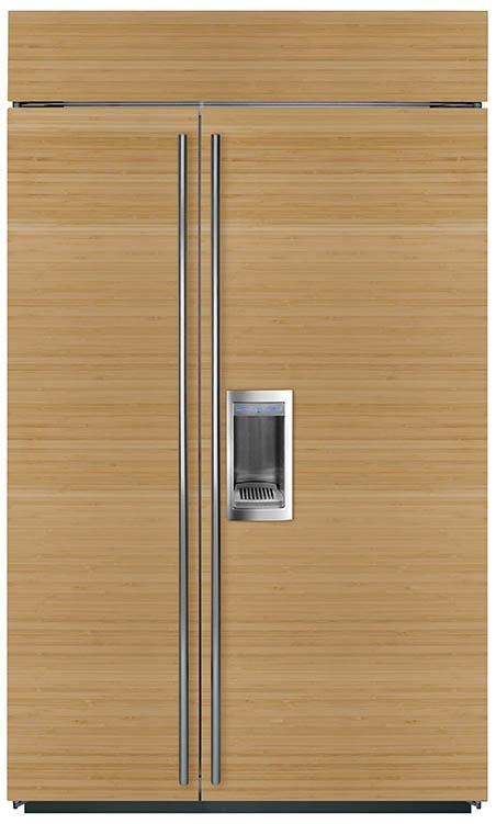 Shown in Flush Inset Application with Wood Panels
