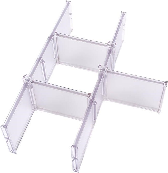 Adjustable and Removable Dividers