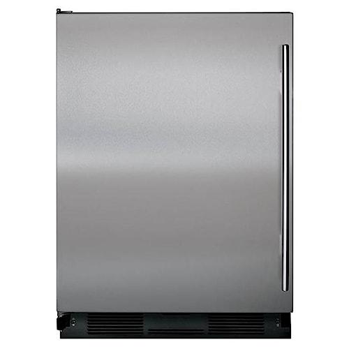 Sub-Zero Undercounter Refrigeration 4.7 Cu. Ft. Undercounter Refrigerator-Freezer